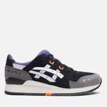 ASICS Gel-Lyte III Sneakers Black/White/Purple photo- 0