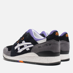 ASICS Gel-Lyte III Sneakers Black/White/Purple photo- 2