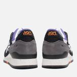 ASICS Gel-Lyte III Sneakers Black/White/Purple photo- 3