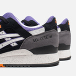 Кроссовки ASICS Gel-Lyte III Black/White/Purple фото- 6