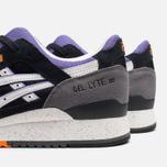 ASICS Gel-Lyte III Sneakers Black/White/Purple photo- 6
