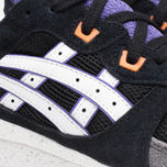 Кроссовки ASICS Gel-Lyte III Black/White/Purple фото- 7