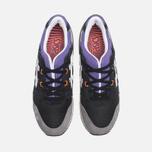 ASICS Gel-Lyte III Sneakers Black/White/Purple photo- 4