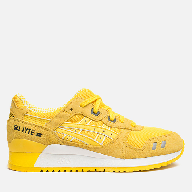 Мужские кроссовки ASICS Gel-Lyte III CMYK Pack Yellow