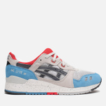 ASICS Gel-Lyte III Exploration Pack Sneakers Soft Grey/Dark Grey photo- 0