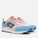 ASICS Gel-Lyte III Exploration Pack Sneakers Soft Grey/Dark Grey photo- 1