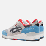 ASICS Gel-Lyte III Exploration Pack Sneakers Soft Grey/Dark Grey photo- 2