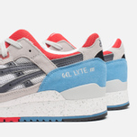 ASICS Gel-Lyte III Exploration Pack Sneakers Soft Grey/Dark Grey photo- 6