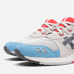 ASICS Gel-Lyte III Exploration Pack Sneakers Soft Grey/Dark Grey photo- 5
