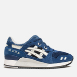 Кроссовки ASICS Gel-Lyte III Glow in the Dark Estate Blue фото- 0