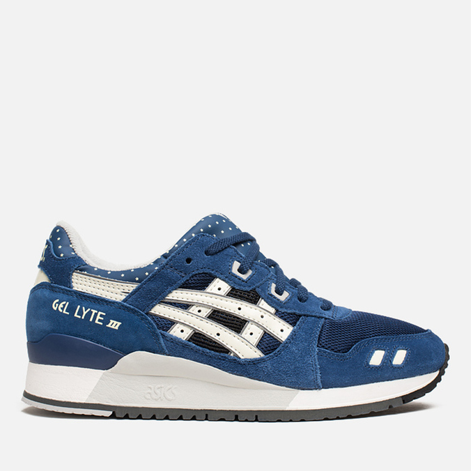 Кроссовки ASICS Gel-Lyte III Glow in the Dark Estate Blue