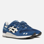 Кроссовки ASICS Gel-Lyte III Glow in the Dark Estate Blue фото- 1