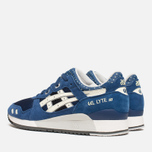 Кроссовки ASICS Gel-Lyte III Glow in the Dark Estate Blue фото- 2