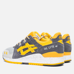 Мужские кроссовки ASICS Gel-Lyte III Grey/Gold Fusion фото- 2