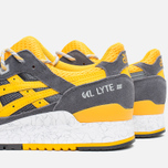 Мужские кроссовки ASICS Gel-Lyte III Grey/Gold Fusion фото- 5