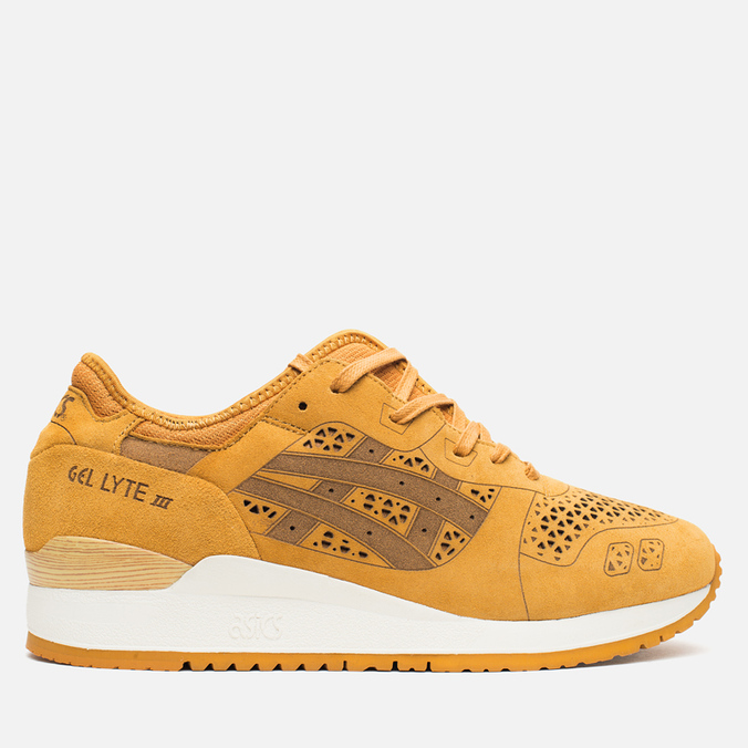 Кроссовки ASICS Gel-Lyte III Laser Cut Pack Tan