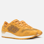 Кроссовки ASICS Gel-Lyte III Laser Cut Pack Tan фото- 1