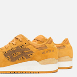 Кроссовки ASICS Gel-Lyte III Laser Cut Pack Tan фото- 5