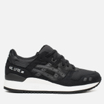 Кроссовки ASICS Gel-Lyte III Monochrome Pack Black фото- 0