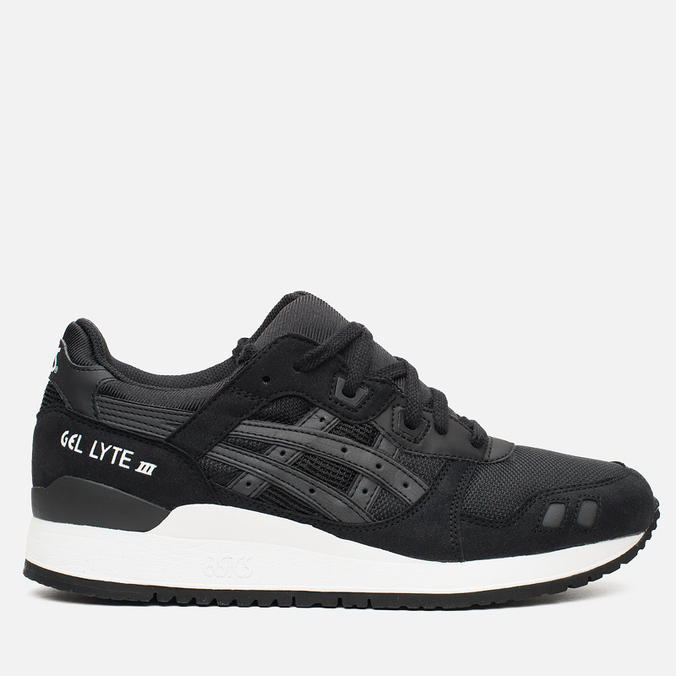 Кроссовки ASICS Gel-Lyte III Monochrome Pack Black