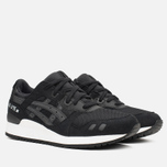 Кроссовки ASICS Gel-Lyte III Monochrome Pack Black фото- 1