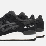 Кроссовки ASICS Gel-Lyte III Monochrome Pack Black фото- 5