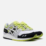 Мужские кроссовки ASICS Gel-Lyte III White/White/Black фото- 1