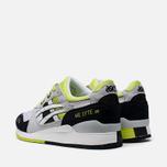 Мужские кроссовки ASICS Gel-Lyte III White/White/Black фото- 2