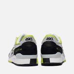 Мужские кроссовки ASICS Gel-Lyte III White/White/Black фото- 3