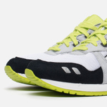 Мужские кроссовки ASICS Gel-Lyte III White/White/Black фото- 5