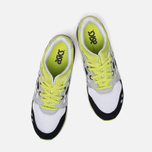 Мужские кроссовки ASICS Gel-Lyte III White/White/Black фото- 4