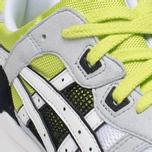 Мужские кроссовки ASICS Gel-Lyte III White/White/Black фото- 7