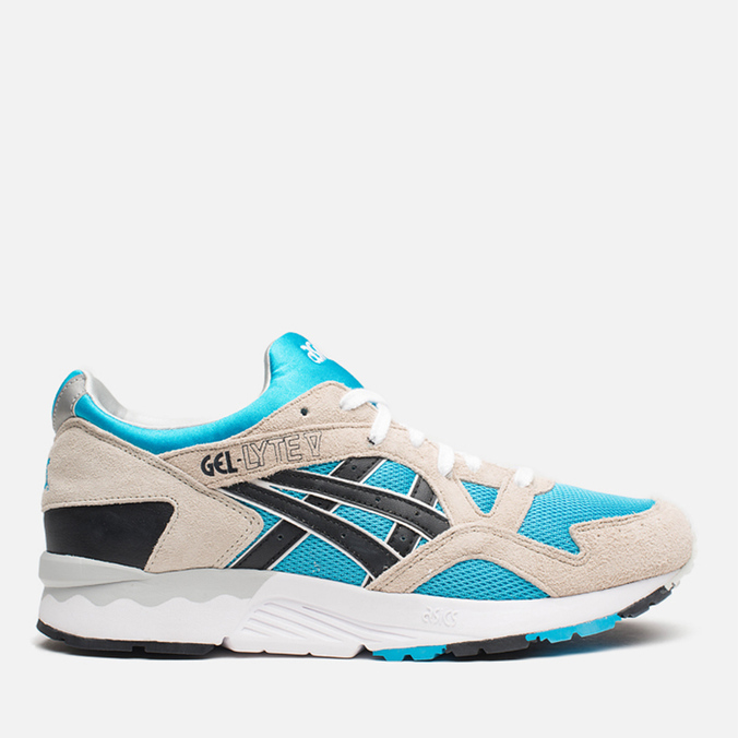 Мужские кроссовки ASICS Gel-Lyte V Atomic Blue/Black