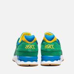 Мужские кроссовки ASICS Gel-Lyte V Brazil Pack Green/Green фото- 3