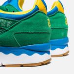 Мужские кроссовки ASICS Gel-Lyte V Brazil Pack Green/Green фото- 6