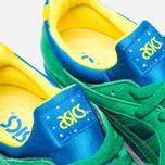 Мужские кроссовки ASICS Gel-Lyte V Brazil Pack Green/Green фото- 8