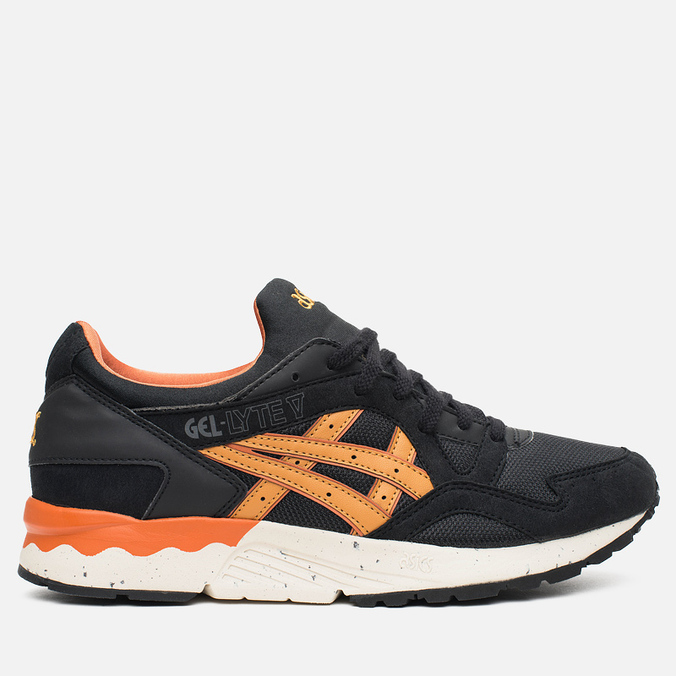Мужские кроссовки ASICS Gel-Lyte V Premium Black/Tan