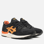 Мужские кроссовки ASICS Gel-Lyte V Premium Black/Tan фото- 1