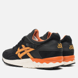 Мужские кроссовки ASICS Gel-Lyte V Premium Black/Tan фото- 2