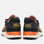 Мужские кроссовки ASICS Gel-Lyte V Premium Black/Tan фото- 3