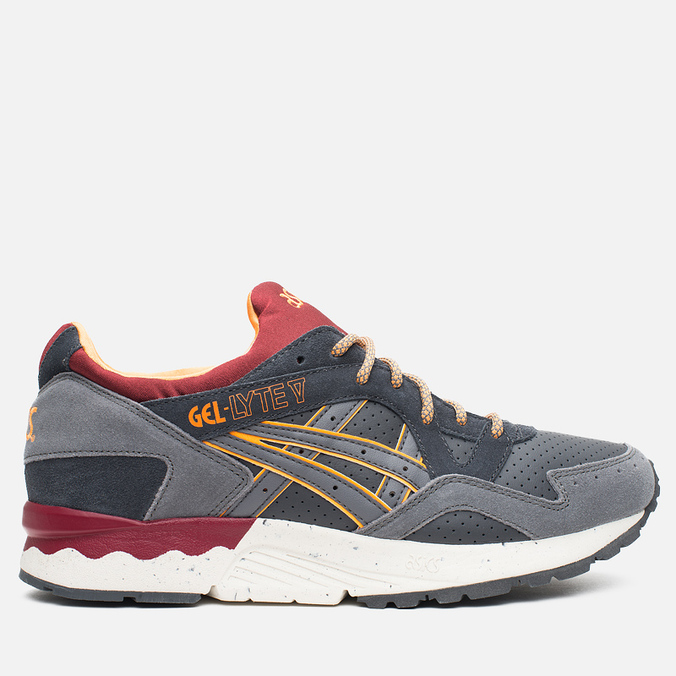 Мужские кроссовки ASICS Gel-Lyte V Premium Outdoor Pack Dark Grey/Grey