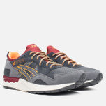 Мужские кроссовки ASICS Gel-Lyte V Premium Outdoor Pack Dark Grey/Grey фото- 1
