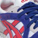 Мужские кроссовки ASICS Gel-Lyte 5 White/Fairy Red фото- 7
