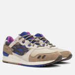 Asics Gel-Lyte III Outdoor Pack Sneakers Light Brown/Dark Brown photo- 1