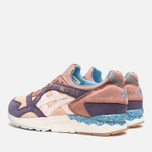 Мужские кроссовки ASICS x Offspring Desert Pack Gel-Lyte V Beige/Pink фото- 2