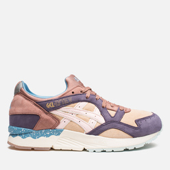 Мужские кроссовки ASICS x Offspring Desert Pack Gel-Lyte V Beige/Pink