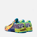Мужские кроссовки ASICS Gel-Noosa Flash Yellow/Neon Purple/Navy фото- 2