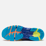 Мужские кроссовки ASICS Gel-Noosa Flash Yellow/Neon Purple/Navy фото- 8