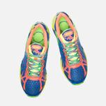 Мужские кроссовки ASICS Gel-Noosa TRI 9 Jet Blue/Neon Coral/Classic Green фото- 4