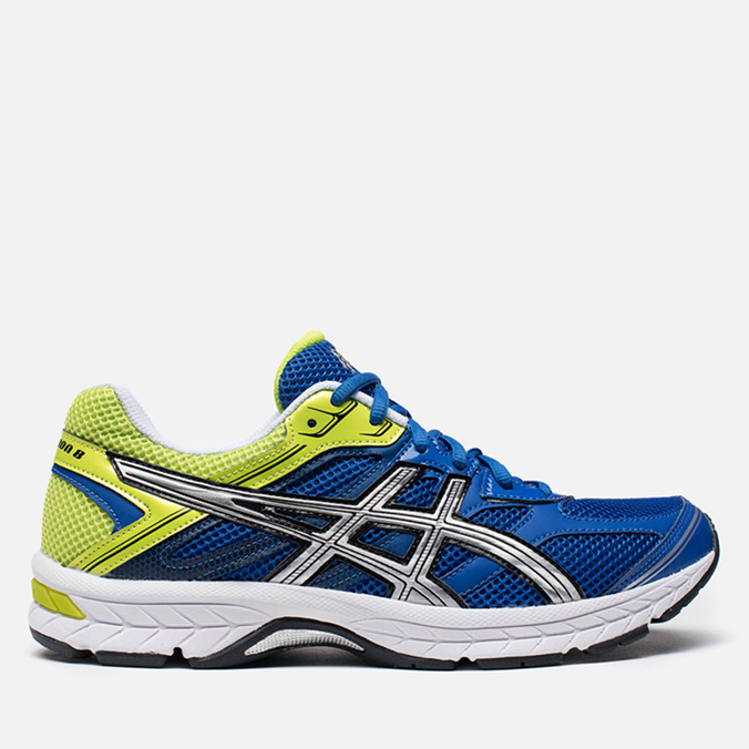 Мужские кроссовки ASICS Gel-Oberon 8 Blue/Silver/Lime